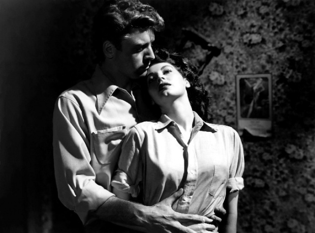 The Killers Burt Lancaster Ava Gardner