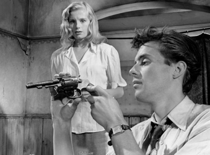 THE BLUE LAMP (1950) | New Granada