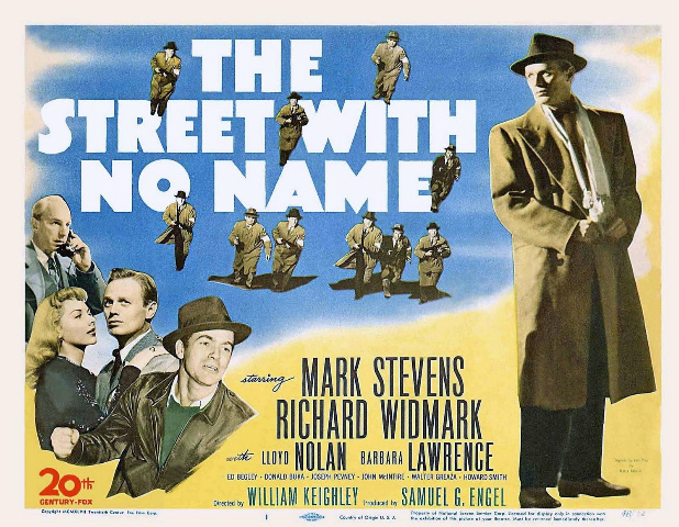 The Street With No Name 1948