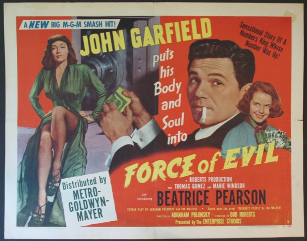 Force of Evil 1948