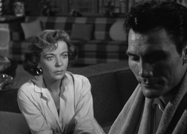 The Big Knife Ida Lupino Jack Palance