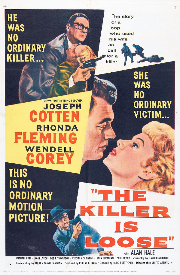 The Killer Is Loose 1956